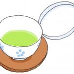 煎茶の飲み方